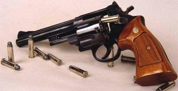 什么是转轮手枪?