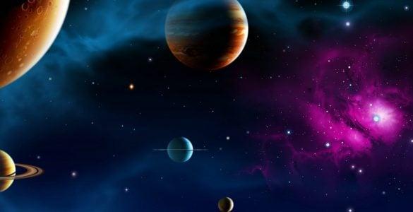 宇宙是怎样形成的?