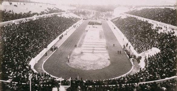 为什么会有奥林匹克运动会?