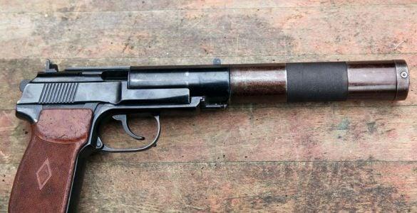 什么是微声手枪?