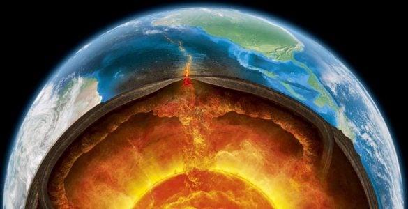 为什么地球内部可以分成许多圈层?