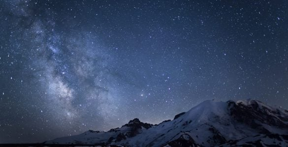 """为什么银河系是条""""流动的河""""?"""