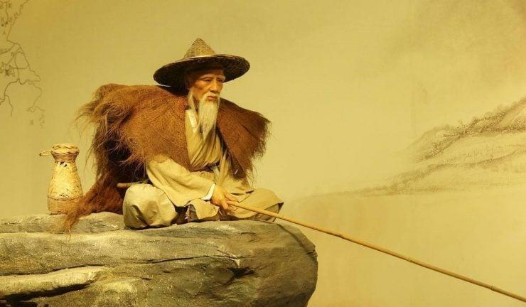 姜太公为何要用直钩钓鱼?