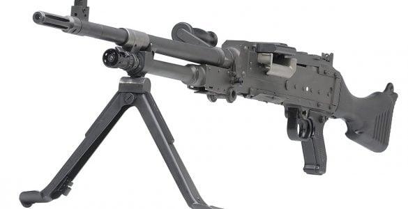 为什么通用机枪多为轻重两用?