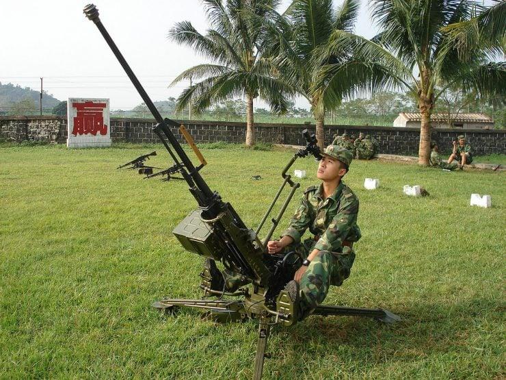 什么是高射机枪?