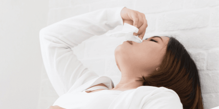 为什么有的人鼻子容易出血?