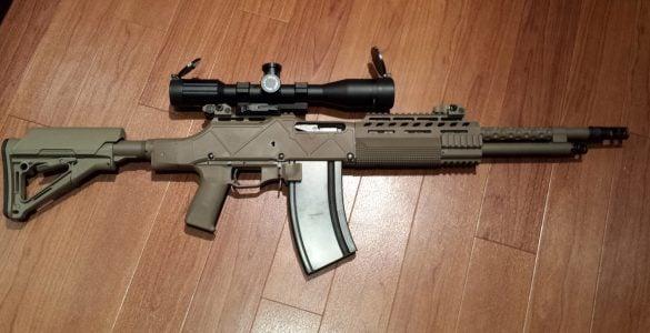 为什么步枪口径越来越小?