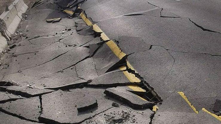 为什么会发生地震?