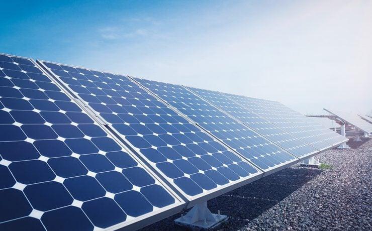 为什么太阳能电池板能够发电?