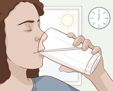 为什么不要空腹喝牛奶?