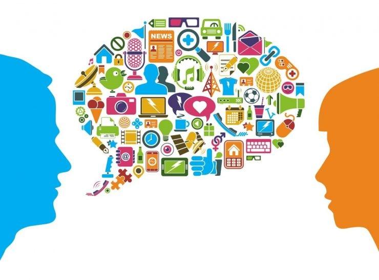 为什么信息能够共享?