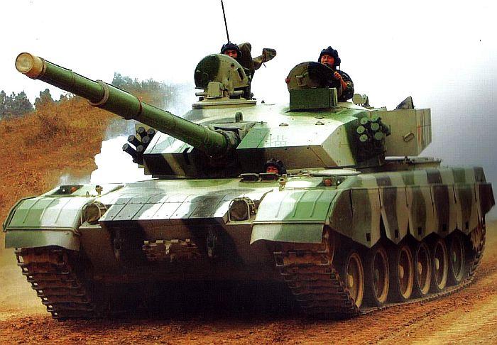 为什么主战坦克比普通坦克厉害?