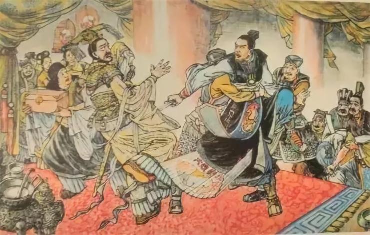 荆轲为什么要刺杀秦王?