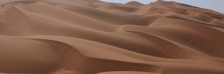 沙漠是怎样形成的?