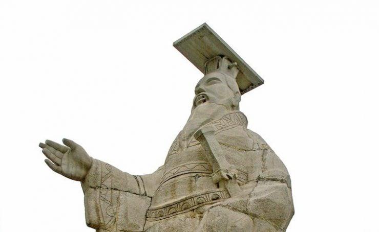 """为什么秦始皇被称为""""千古第一帝""""?"""