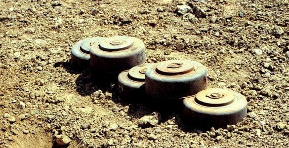 为什么反坦克地雷是坦克的克星?