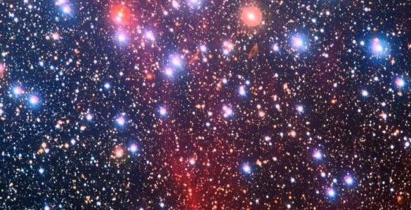 为什么星星有不同的颜色?