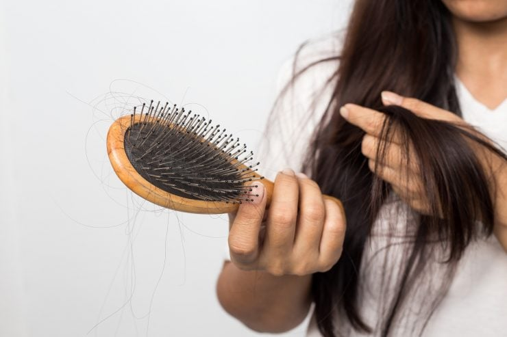 为什么头发会脱落?