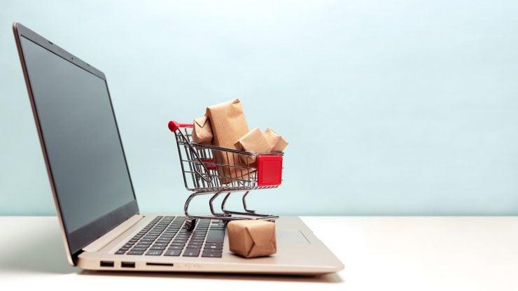 为什么在家里就可以网上购物?