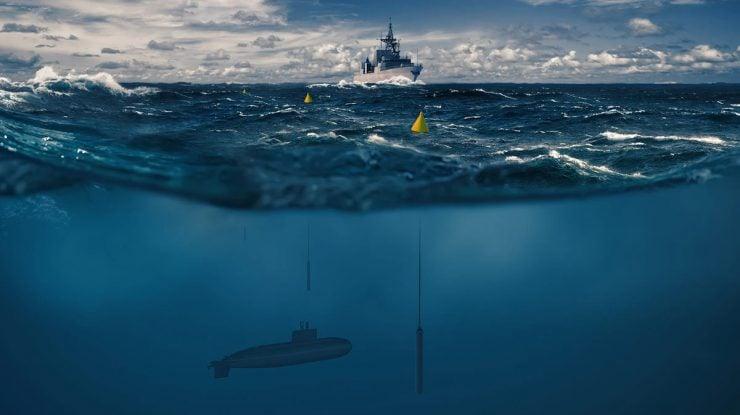 为什么反潜机能消灭潜艇?