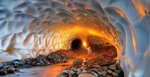 为什么山洞有冷暖之分?