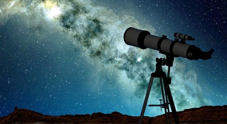 为什么望远镜能使我们看清远处的东西?
