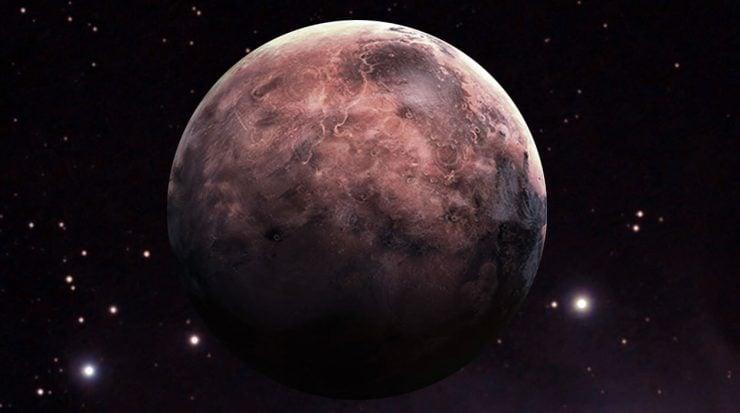 为什么水星上没有大气层?