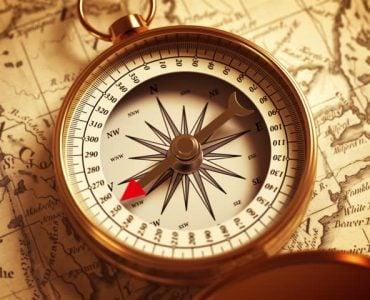 为什么指南针能指南?