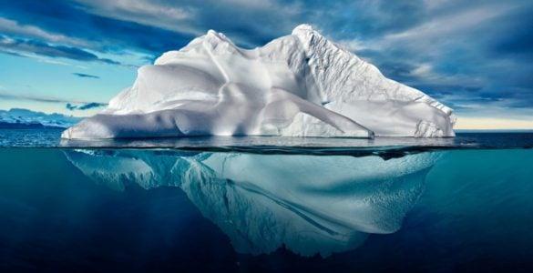 """为什么冰山被称为""""海洋杀手""""?"""