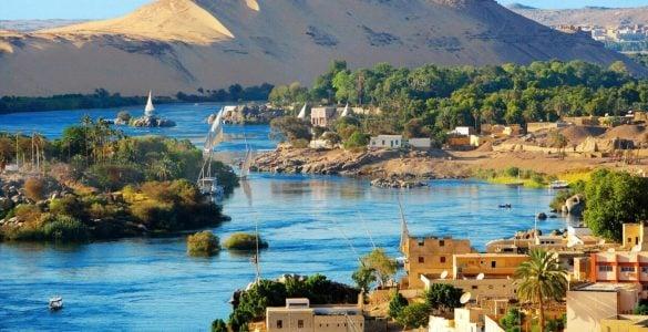 """为什么说埃及是""""尼罗河的赠礼""""?"""