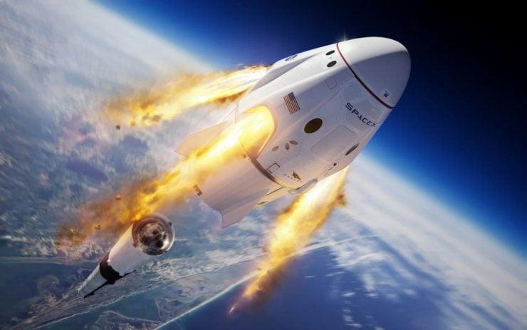 为什么发射航天器要用多级火箭?