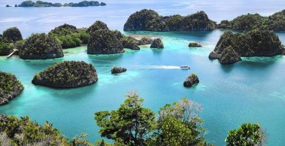 为什么会形成各式各样的岛屿?