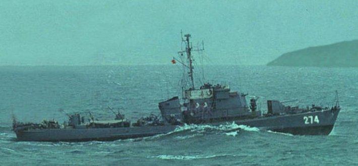 什么是猎潜艇?