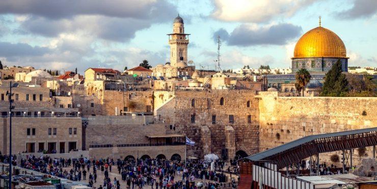 """为什么耶路撒冷被称为""""圣城""""?"""