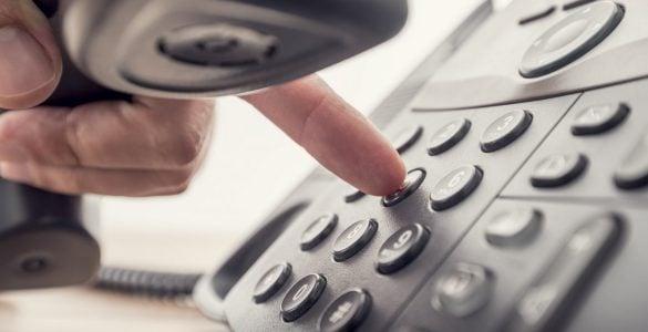 为什么一条电话线路上可以通多路电话?