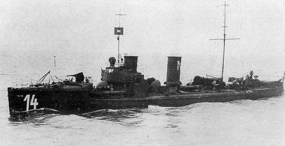 什么是鱼雷艇?