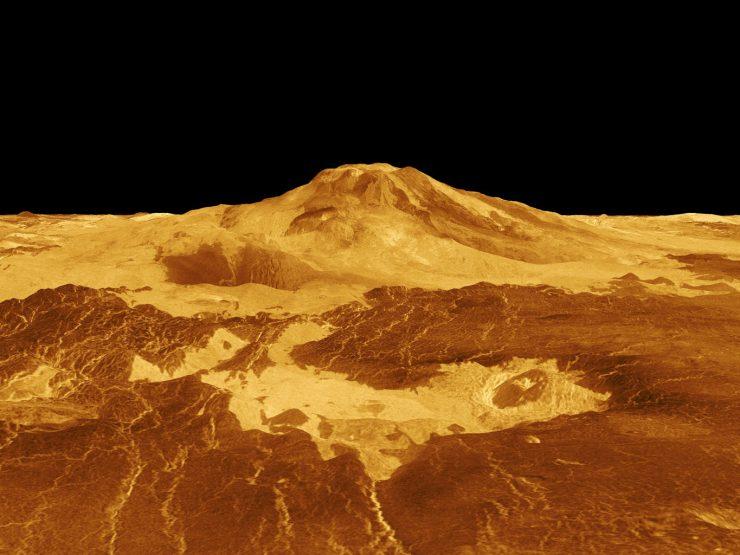为什么金星表面温度特别高?