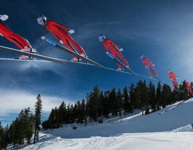 跳台滑雪运动起源于哪儿?