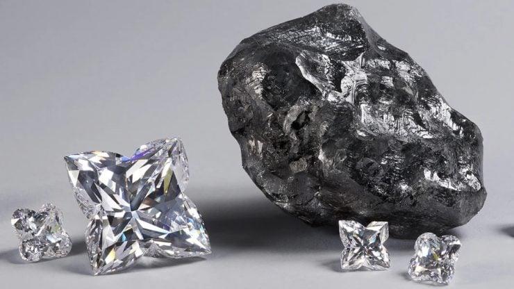 为什么金刚石最坚硬?