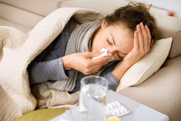 为什么感冒后会流涕、鼻塞和发热?