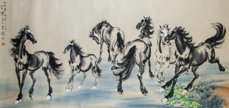 """为什么说徐悲鸿是中国美术界的""""一代宗师""""?"""