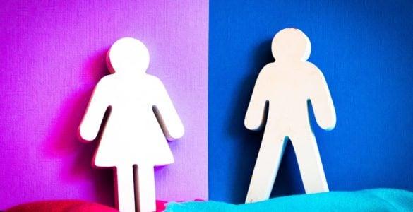 男人与女人的身体有什么差别?