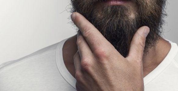 为什么男子会长胡子?