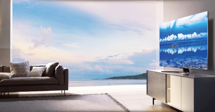为什么平面直角彩色电视机清晰?