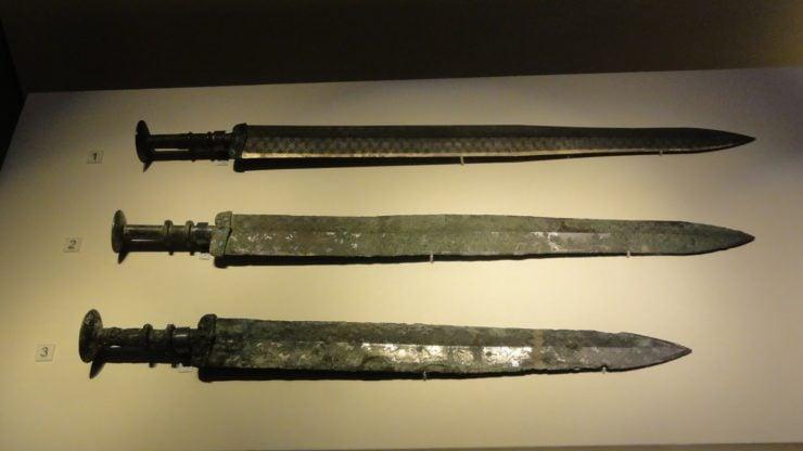为什么青铜宝剑不会生锈?
