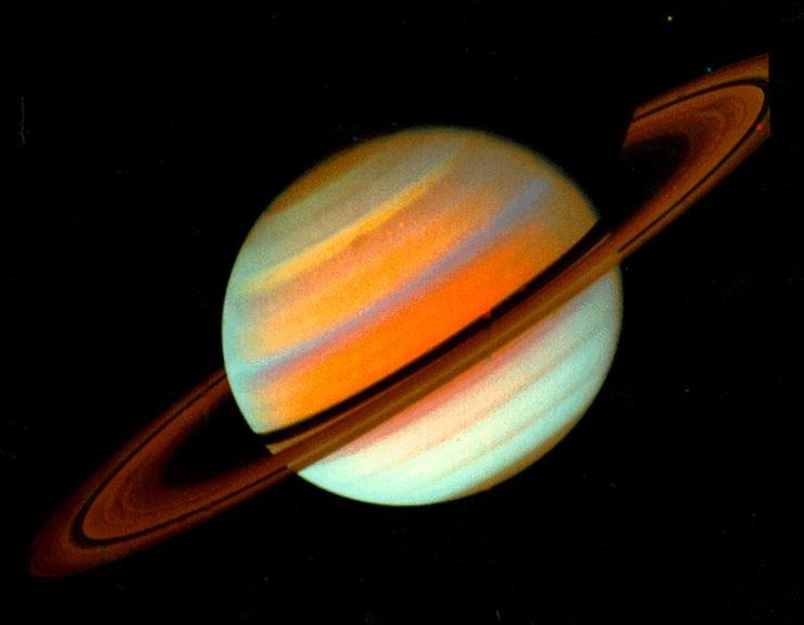 """为什么说土星是""""星中美人""""?"""