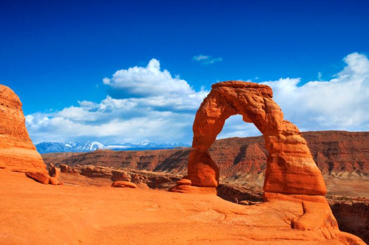 为什么美国犹他州的天然拱比其他任何地方都多?