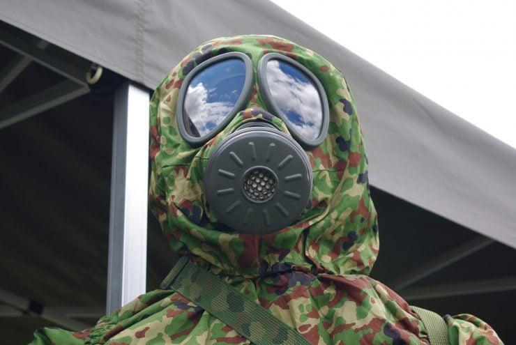 为什么防毒面具能防毒?
