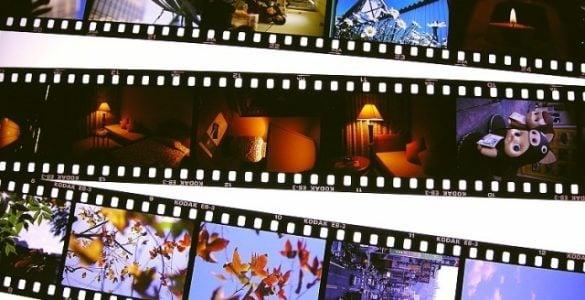 为什么彩色胶卷能拍出彩色照片?