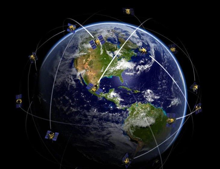 为什么人造卫星环绕地球的轨道不一样?